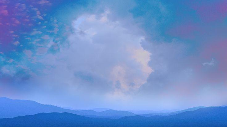 Soft Ojai Clouds