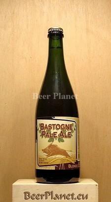 Bastogne Pale Ale. Brasserie de Bastogne
