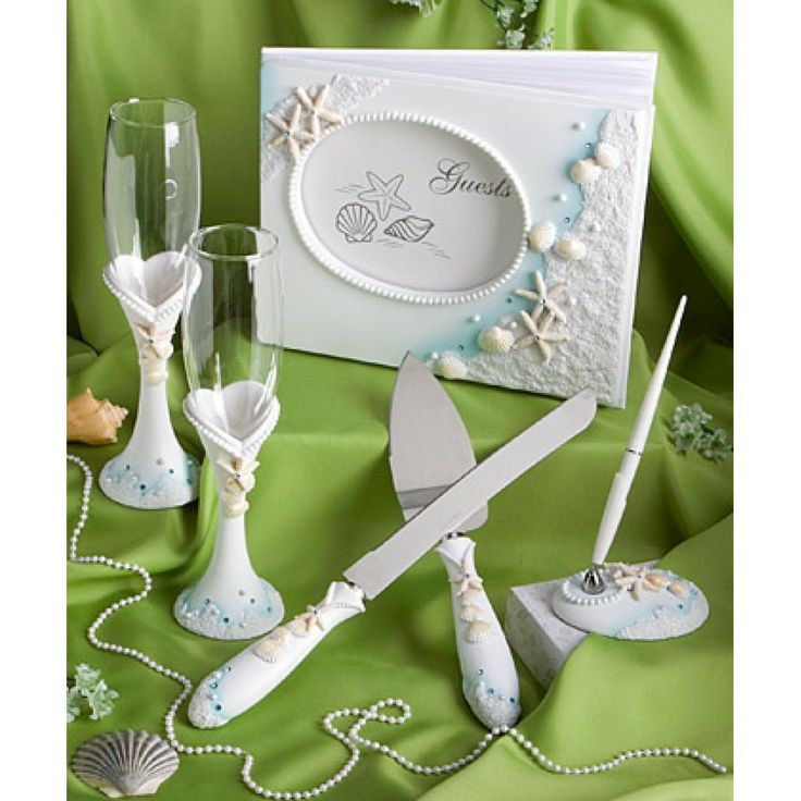 Finishing Touches Unique Wedding Altars: 17 Best Ideas About Beach Themed Wedding Favors On