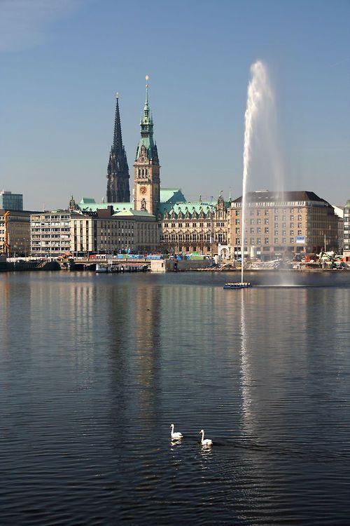 Hamburg, Germany | by  LuxTonnerre