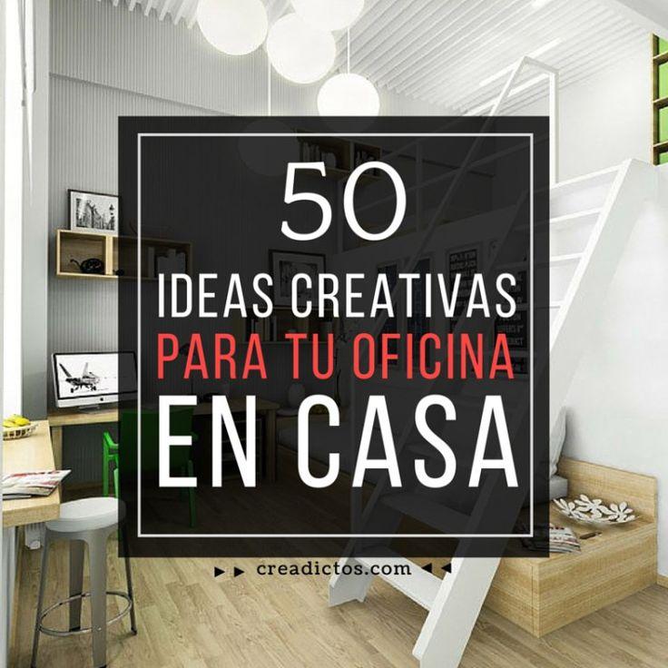 Si trabajas desde tu casa, así podrás decorar tu oficina o estudio
