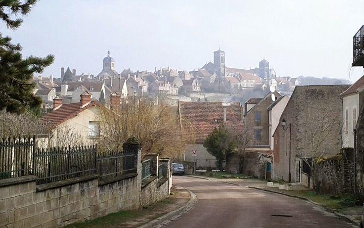 89 - Yonne Vézelay Février 2013