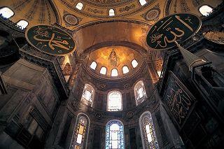 アヤソフィア(トルコ イスタンブール)