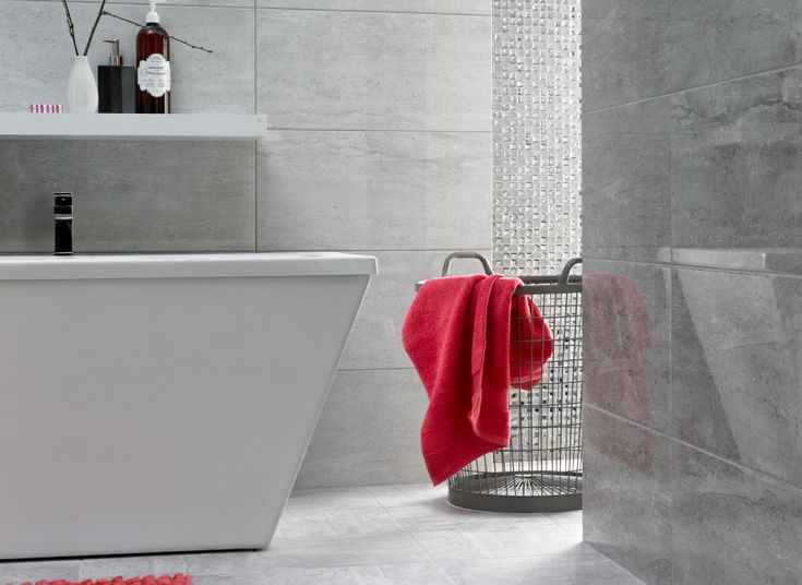 ditto light dark grey wall tiles by british ceramic tile uk also available in decor wave and floor tiles the ditto range is a versatile collection