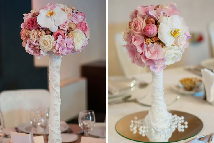 Aranjamente florale by Style Events http://www.style-events.ro