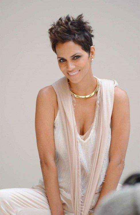 Halle Berry´s haircut