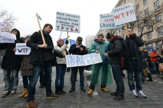 #Euromaidan: How Ukraine Came to Be Rocked by Protests