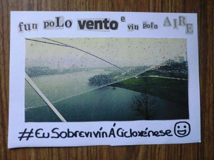 Andrea Valeiras #EuSobrevivínÁCicloxénese :)