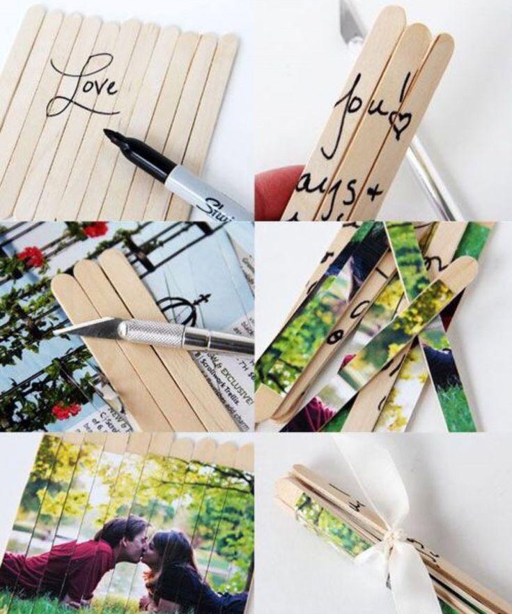30 regalos creativos de amor que puedes hacer