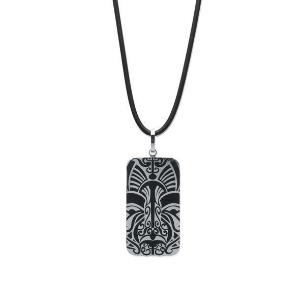 groupon collier homme