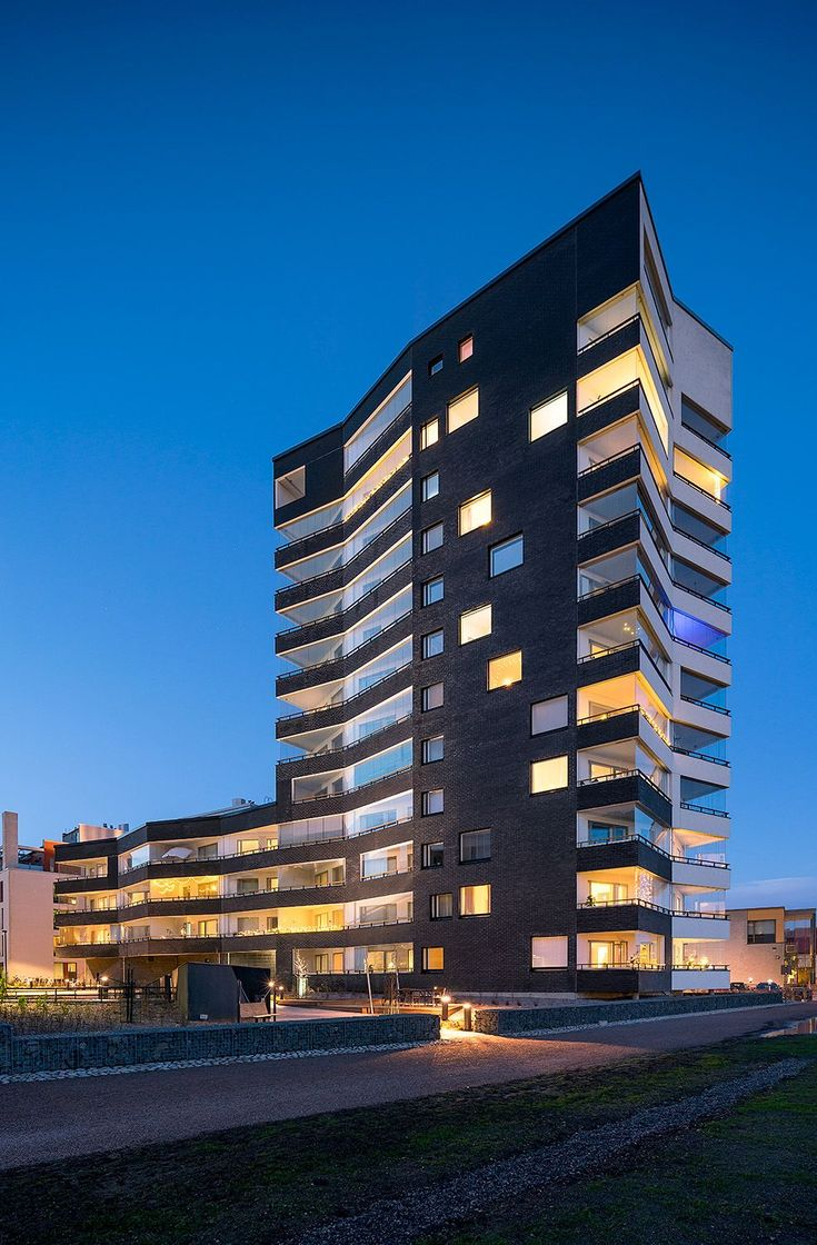 Best Images About Architecture Housing Apartments On Pinterest - Cool apartment buildings