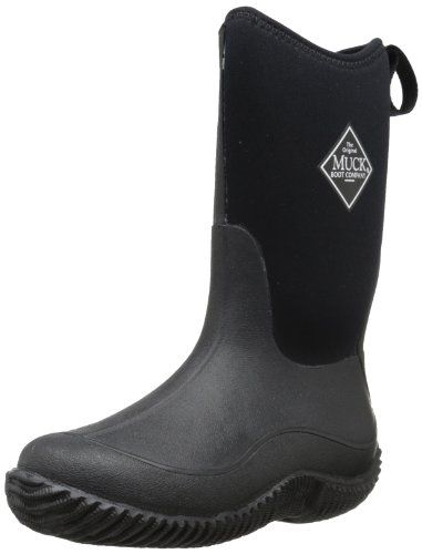 MuckBoots Hale Boot (Toddler/Little Kid/Big Kid),Black/Black,6 M US Big Kid Muck Boot http://www.amazon.com/dp/B00BMP4PF8/ref=cm_sw_r_pi_dp_GNTDub028P2AH