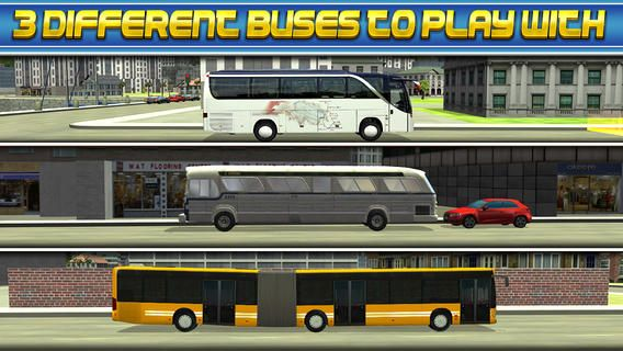 Top Free iPhone App #300: 3D Bus Driver Simulator Car Parking Game - Real Monster Truck Driving Test Park Sim Racing Games - Play With Friends Games by Play With Friends Games - 05/15/2014