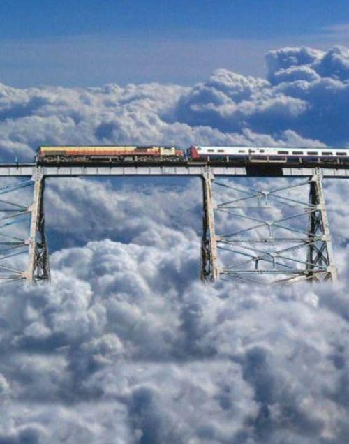 Tren de las Nubes. Argentina