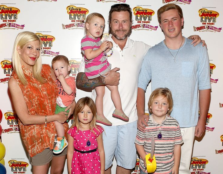 Tori Spelling Children