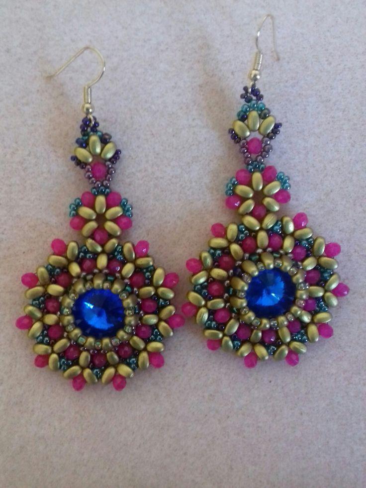 J Lo Earrings