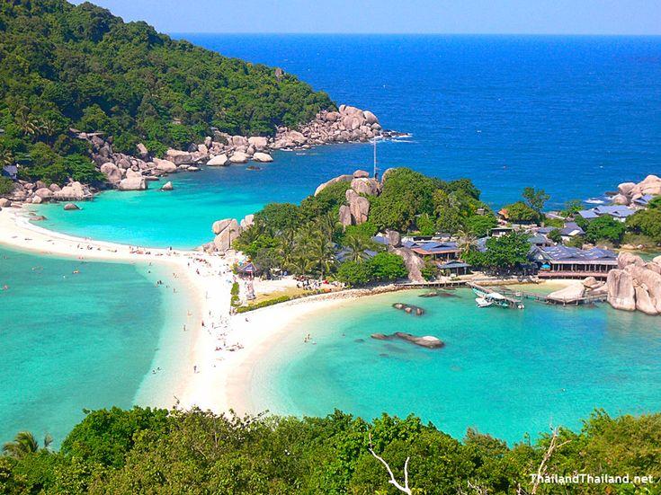 Koh Tao, Koh Nang Yuan Thailand
