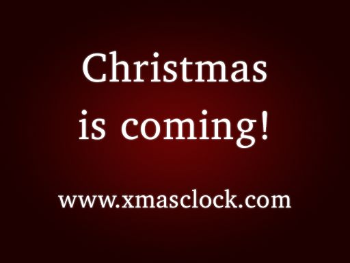 "♥ Christmas Countdown - 2017! ... click through the Pin for an Instant, real-time, down to the minutes & seconds countdown clock from Xmasclock ... So if you just want to know, or if the kids happen to ask ""how long is it to Christmas this year?""☺"