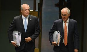 Scott Morrison and Malcolm Turnbull must beware of giving in to special pleading.