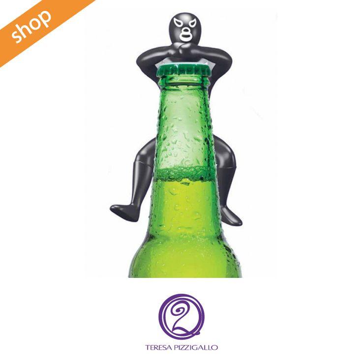 Non sprecare le tue forze per aprire le bottiglie, ci pensa il tuo Lottatore Apribottiglie!  CLICCA SUL LINK >>> http://www.teresapizzigalloshop.it/home/59-faded-short-sleeve-tshirts.html