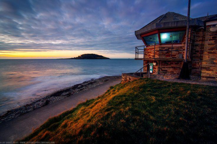 Harbour Building, Hannafore Beach, Looe, Cornwall, England by Joe Daniel Price on 500px