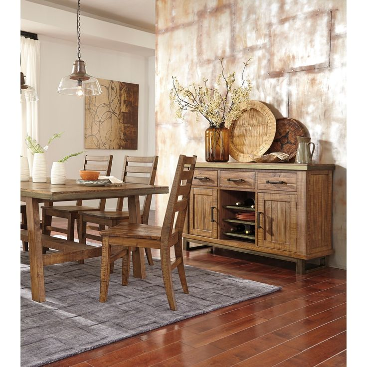 This Dining Set If Perfect For The Upcoming Holiday Season. Wolf FurnitureSolid  ...
