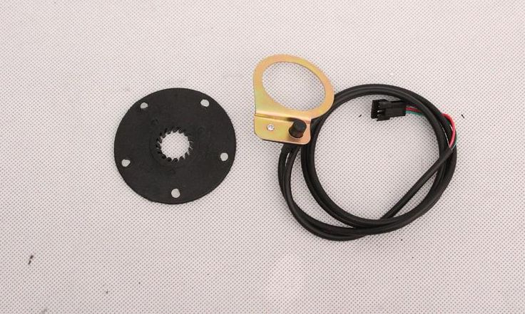 Wholesale cheap,Pedelec Sensor for Ebike Conversion Kit,you can get more details from: http://www.hallomotor.com/pedal-assistant-sensor.html
