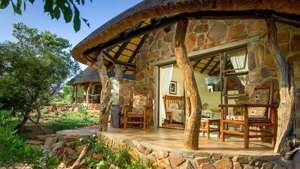 Iketla Lodge, SA