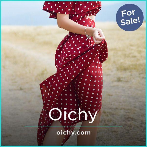 Oichy.com | Fashion & Clothing Business Name Ideas | Fashion ...