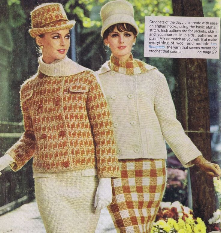 Mohair Dress Knitting Pattern : 1000+ images about Vintage Knitting Crochet Patterns @ Dazespast on Pinterest...