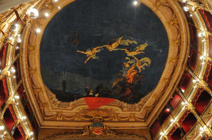 The Giuseppe Verdi #Theatre.