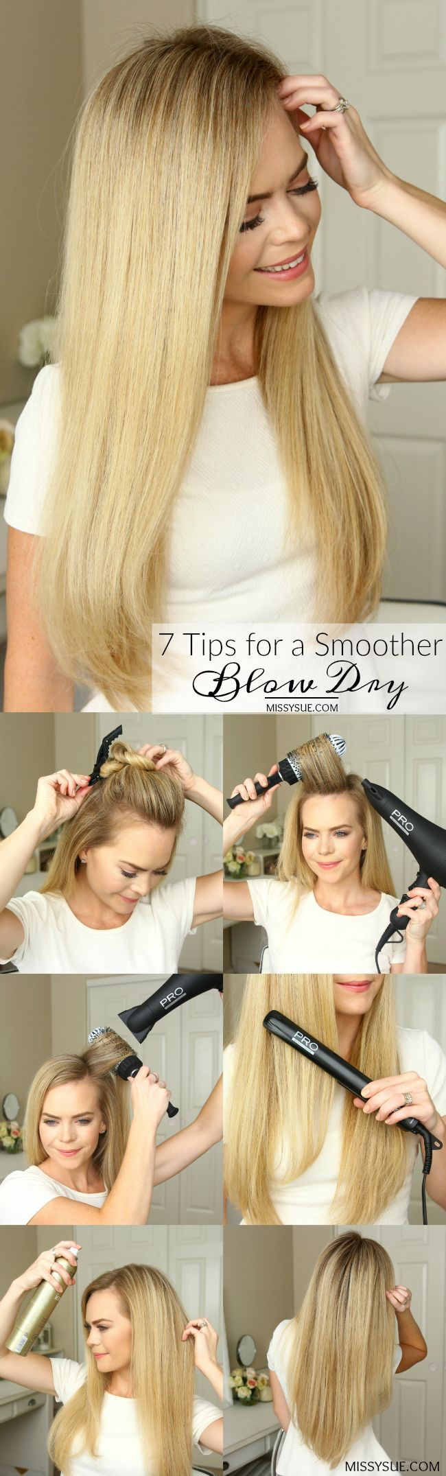 easy-tips-smooth-blow-dry-hair-tutorial