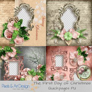 THE FIRST DAY OF CHRISTMAS BY ANGELIQUE'S SCRAPS QUICKPAGES Available @ http://www.pixelsandartdesign.com/store/index.php?main_page=index&cPath=128_223&zenid=041132cb17366d0cb6df028d30b26895 http://www.digiscrapbooking.ch/shop/index.php?main_page=index&cPath=22_217&zenid=84a0b4184d637e89e5dd7d1ac11bf69c
