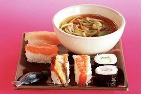 Wie houdt er niet van sushi? Met de Japanse miesoep geef je je etentje nét wat meer cachet - recept - allerhande