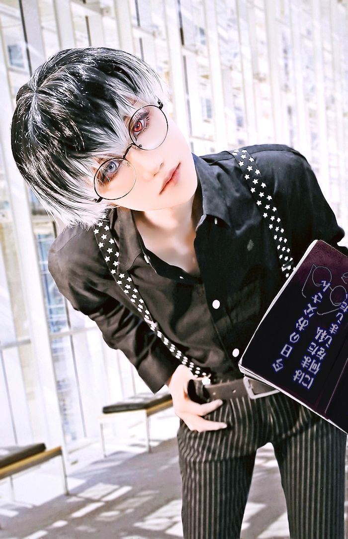 Sasaki haise 東京喰種:re - Takuwest(沢西) Ken Kaneki Cosplay Photo - Cure WorldCosplay