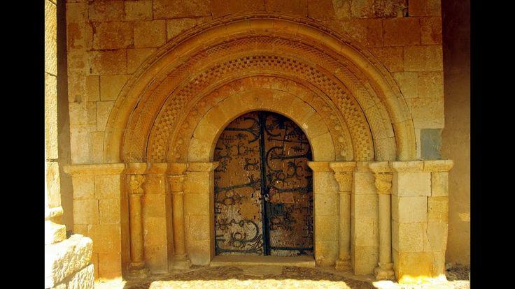 Fotos de: Palencia - Románico - Dehesa de Romanos - Iglesia de Santa Eug...
