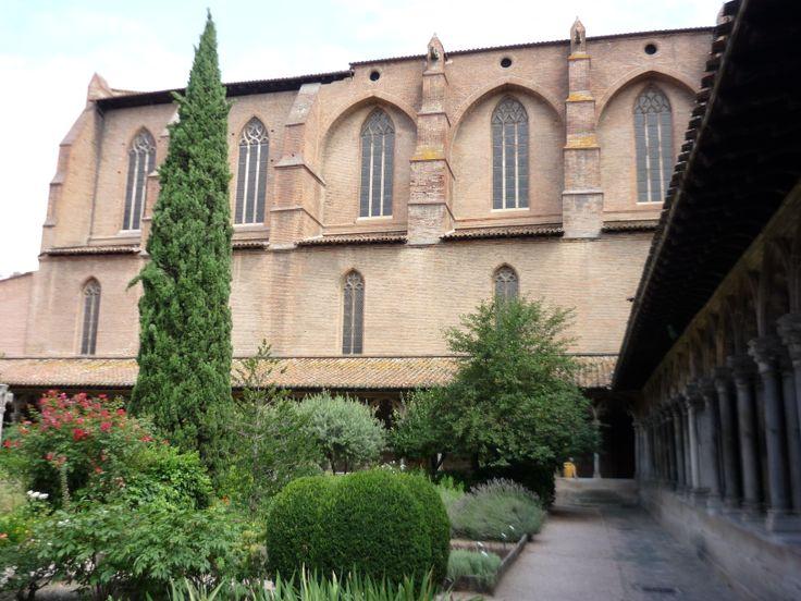 Le couvent des Jacobins, Toulouse France