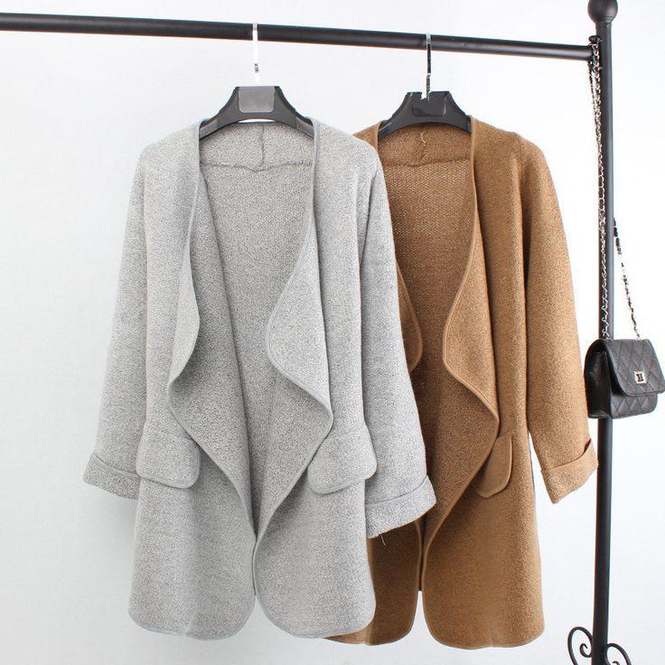 #aliexpress, #fashion, #outfit, #apparel, #shoes #aliexpress, #Autumn, #Grade, #Stitch, #Cotton, #Women, #Cardigan, #Fashion, #Casual, #Woman, #Sweater, #Knitted, #Trench, #Coats