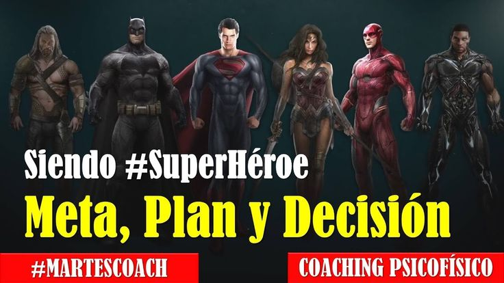 Siendo #Superheroe v9 Meta, Plan y Decisión #MartesCOACH  ||  -OSCAR SCHMITZ: Fundador de CXO-Community.com y Nego2CIO.com, Mentor-Coaching Ejecutivo, Estratega de Vida y Negocios, Profesor Universitario, Conferencista,... https://www.youtube.com/watch?feature=youtu.be&utm_campaign=crowdfire&utm_content=crowdfire&utm_medium=social&utm_source=pinterest&v=HUH2HSRo0zE