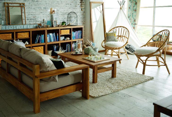 BREATH(ブレス) ローテーブル W1200   ≪unico≫オンラインショップ:家具/インテリア/ソファ/ラグ等の販売。