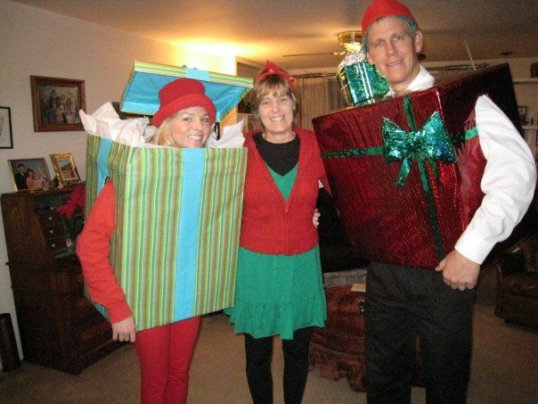 23 best christmas fancy dress ideas images on pinterest christmas funny christmas gift wrapping solutioingenieria Gallery