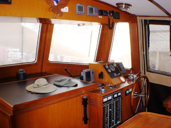Transpac 40 Eagle Trawler for sale