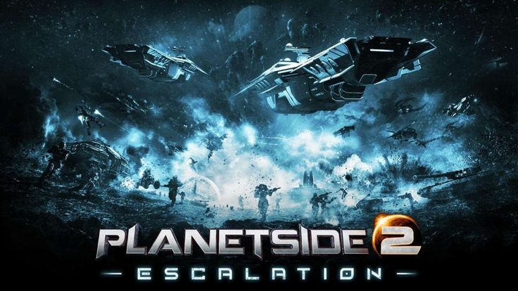 Planetside 2 Releases Most Ambitious Update Yet With Escalation Planetside 2 First Person Shooter Games Fleet Overwatch map background hd 1280x720