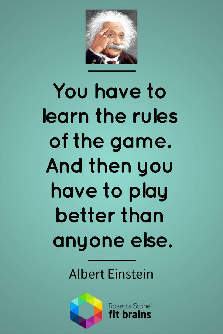 #Quote of the Day by #Einstein. #QOTD