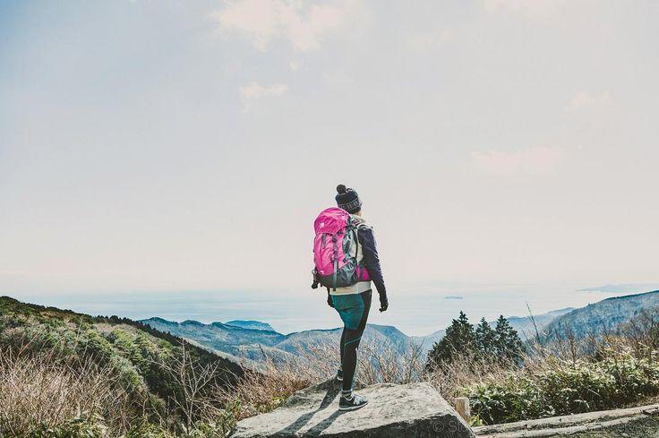 Strolling along the Izu Skyline.     #outdoor #outdoors #outdooradventures #outdoorphotography #outdoorphotographer #getoutside #adventureisoutthere #adventurephotography #japan #izu #karrimor #hiking #backpacking #like4like #colourful #scenery #scenic #wanderlust #wanderfolk #lifestyle #views #walking #outdooradventurephotos #ocean #naturephotography #naturelove #naturelovers @karrimor_japan @karrimorofficial #ocean