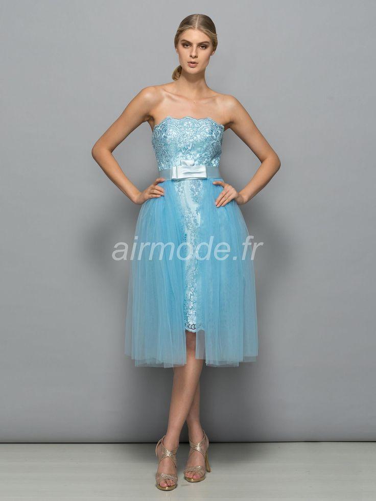17 Meilleures Id Es Propos De Robes De Demoiselle D 39 Honneur Bleues Sur Pinterest Demoiselles