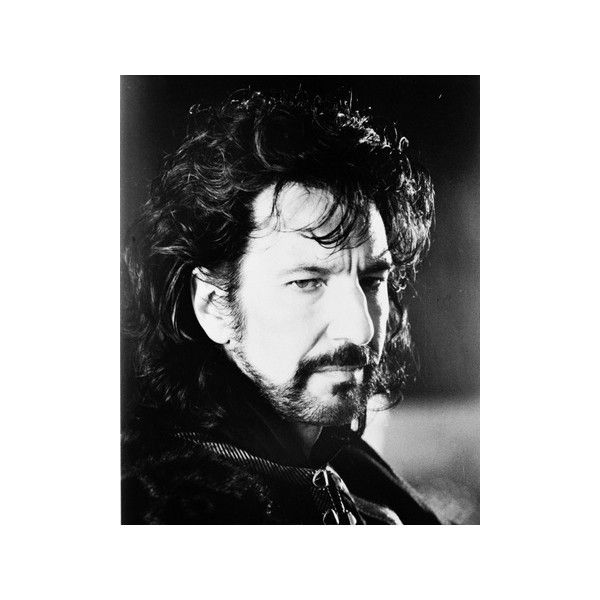 Alan Rickman - Robin Hood: Prince of Thieves Photo ($12) ❤ liked on Polyvore featuring home, home decor, wall art, prince poster, photo poster and photo wall art