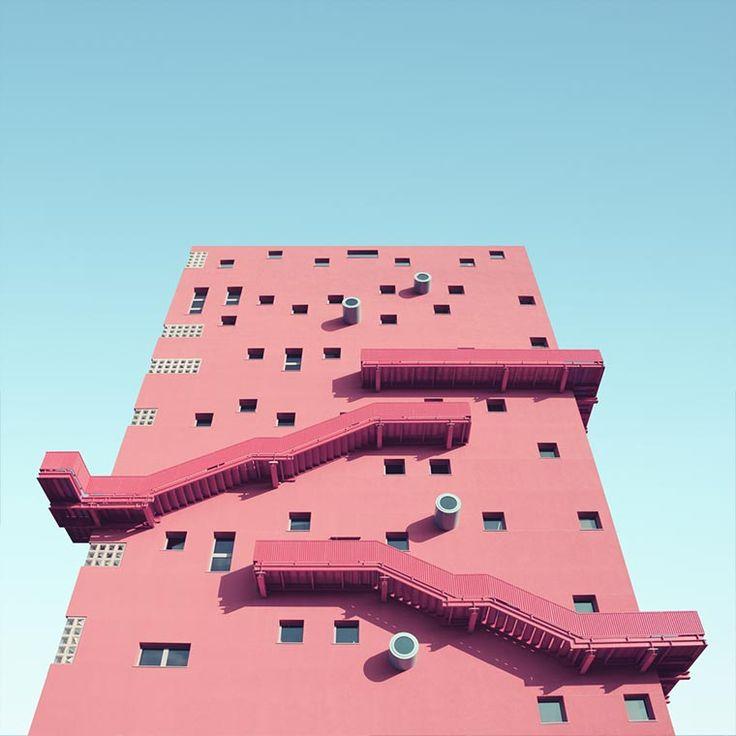 Fotografie: Giorgio Stefanoni – Sauber Architektur-Strukturen – Ervin Morgen