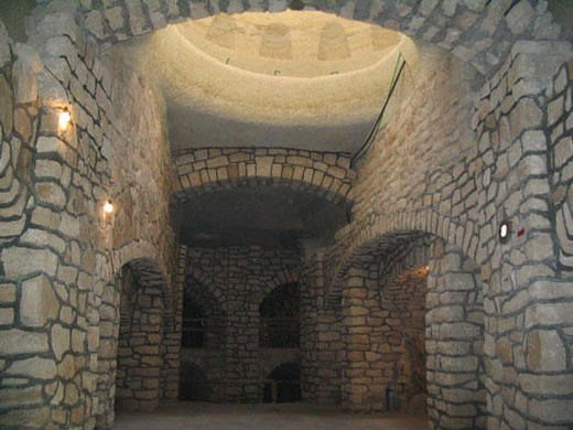 Hydraulic systems in an ancient underground Iranian city