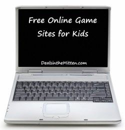 Free Online Game Sites for Kids